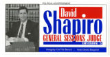 David Shapiro for General Sessions Judge