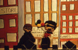 Children's Department Curious George puppet show (3)