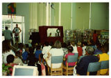 Puppet show, summer program (3)