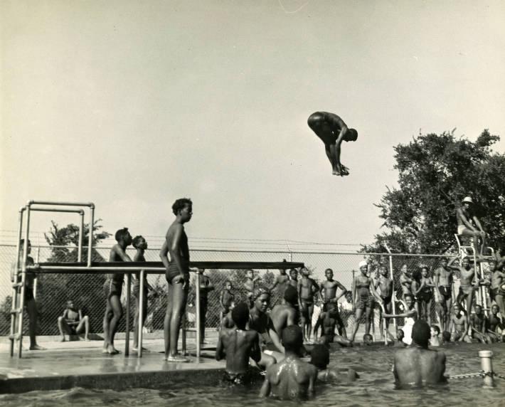 Orange Mound Swimming Pool - Memphis Parks - Dig Memphis ...