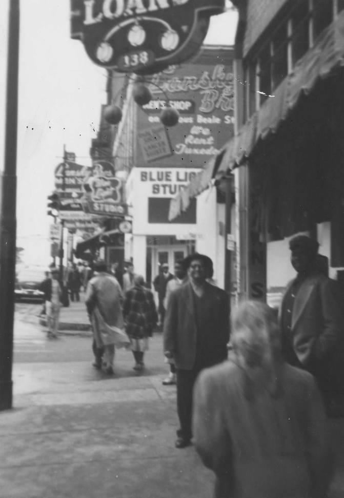 Blue Light Studio - Memphis Streetscapes - Dig Memphis - The